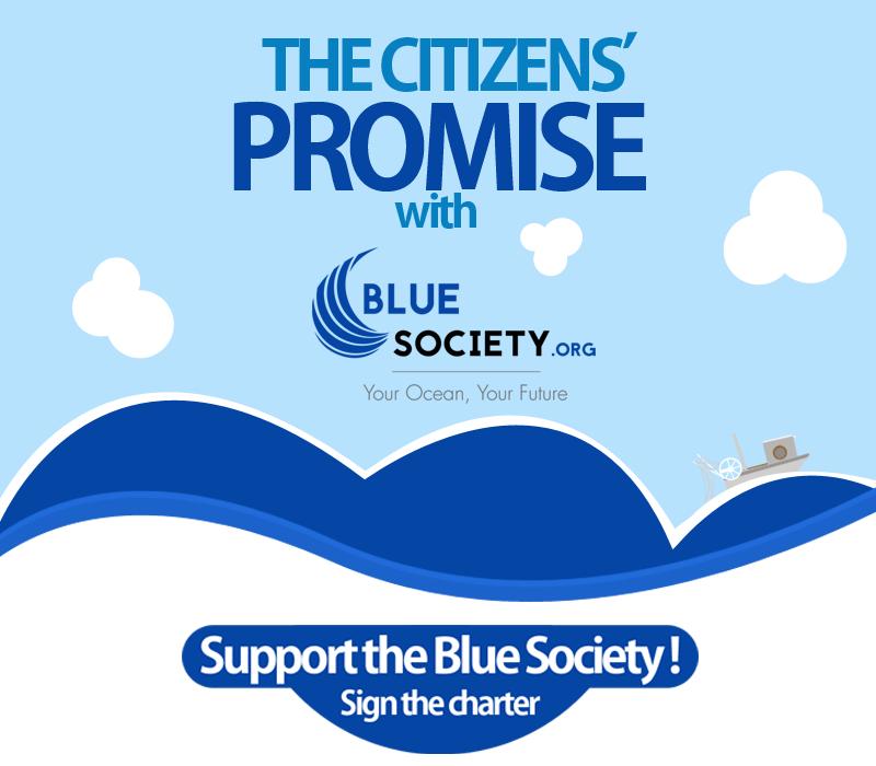 Citizen commitment button