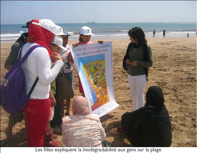 © Voile Solidaire Maroc
