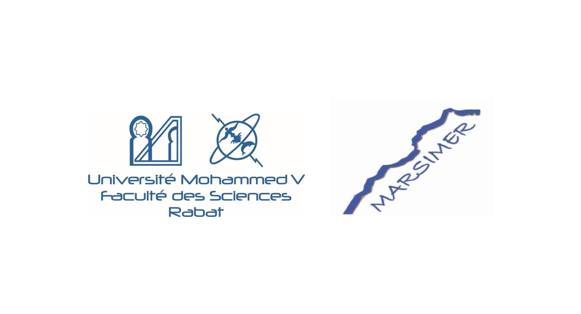 Faculté des Sciences, Université Mohammed V Rabat et Réseau Marocain des Sciences et Ingénierie de la Mer (MARSIMER) -WOD 2015