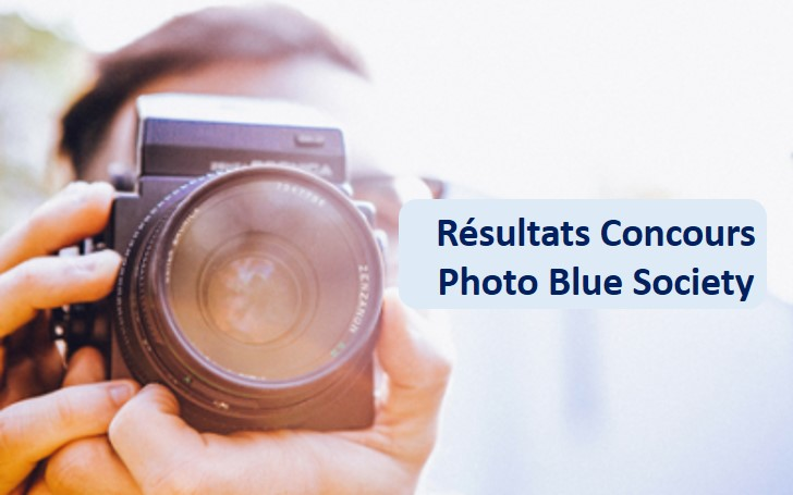 Concours photos Blue Society - Les gagnants sont...