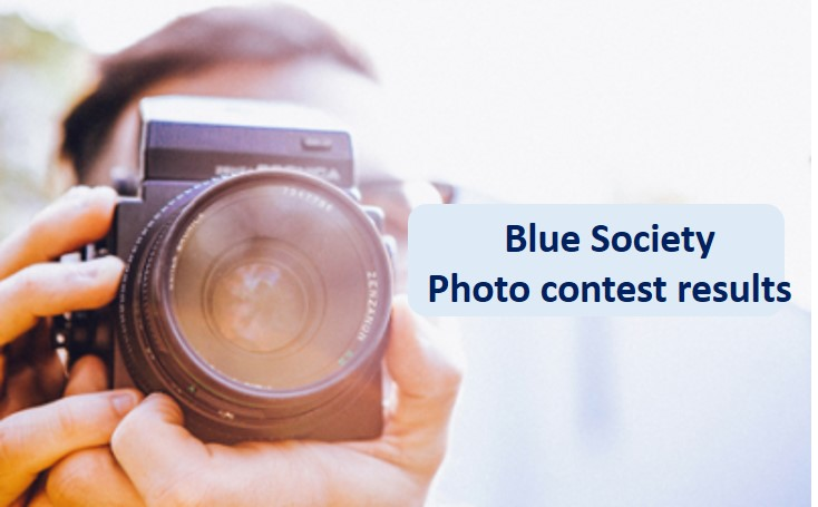Blue Society photos contest - The winners are...