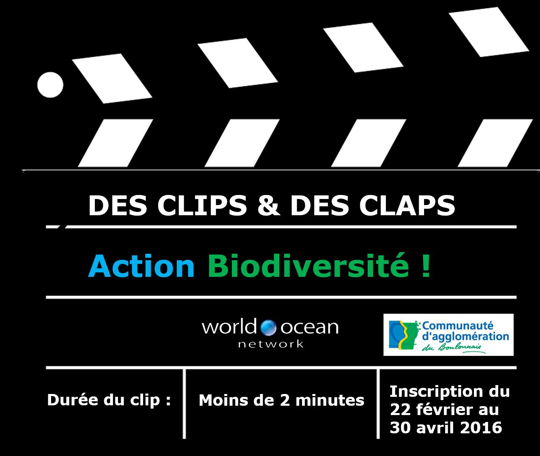 Découvrez les lauréats du concours Des Clips et des Claps !