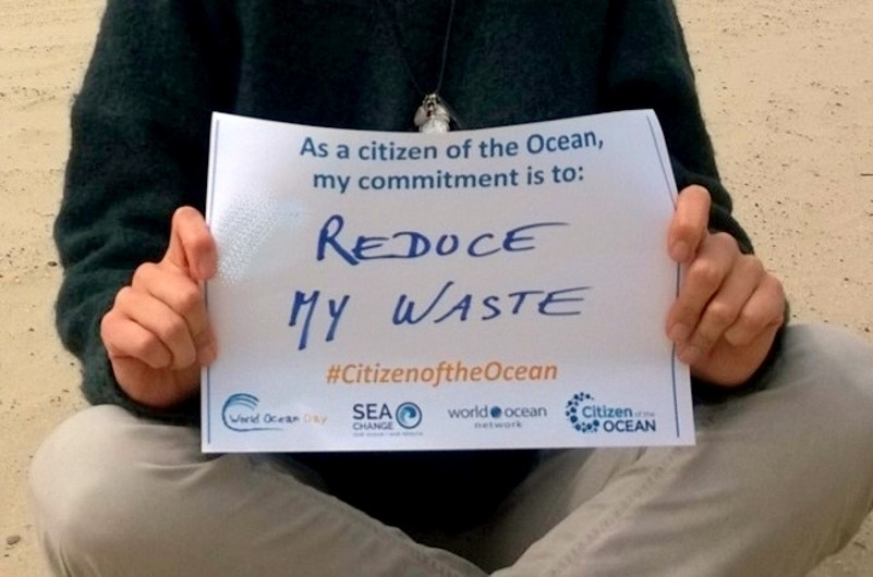 On June 8, picture your connection with The Ocean!