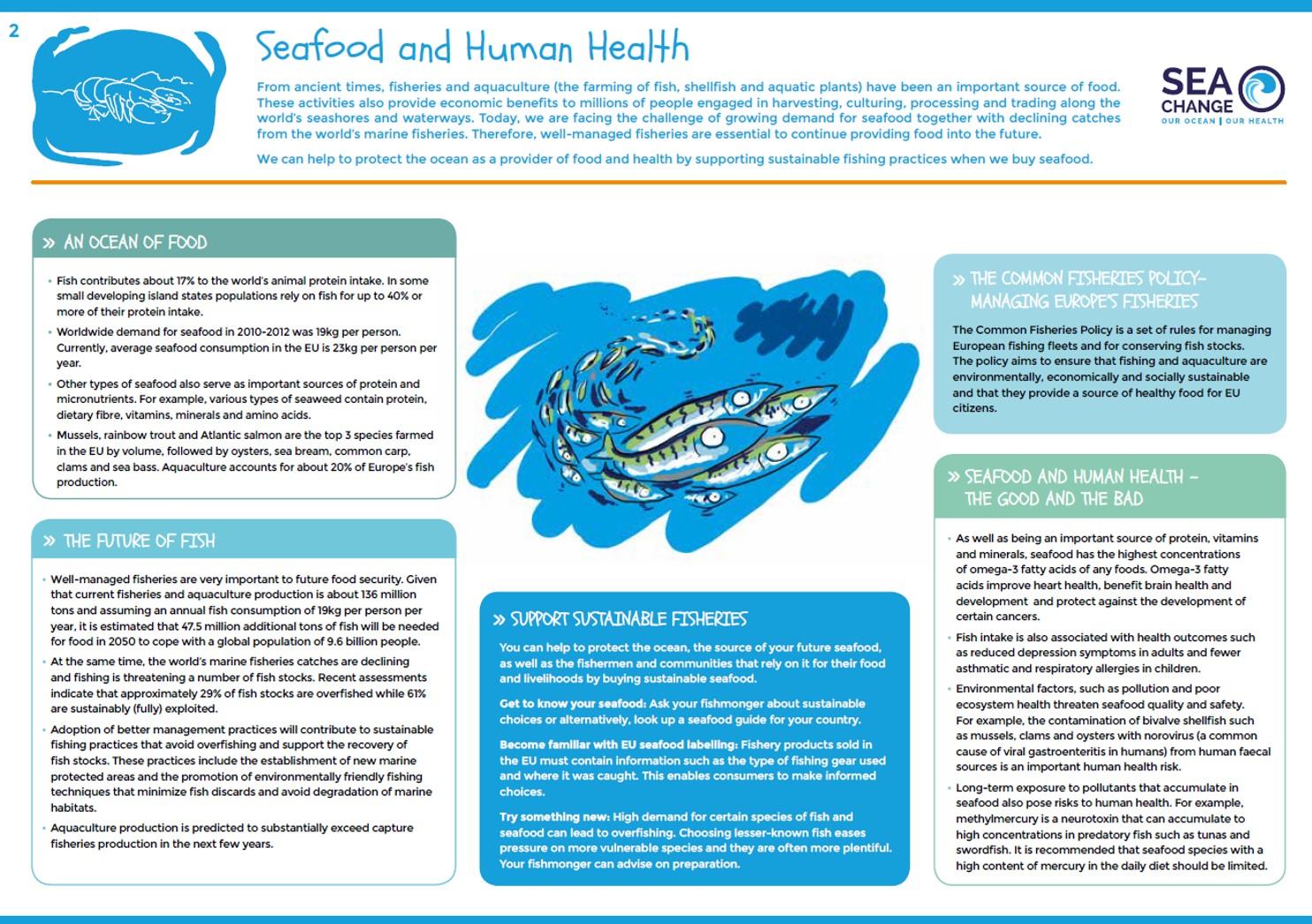 2 - Seafood