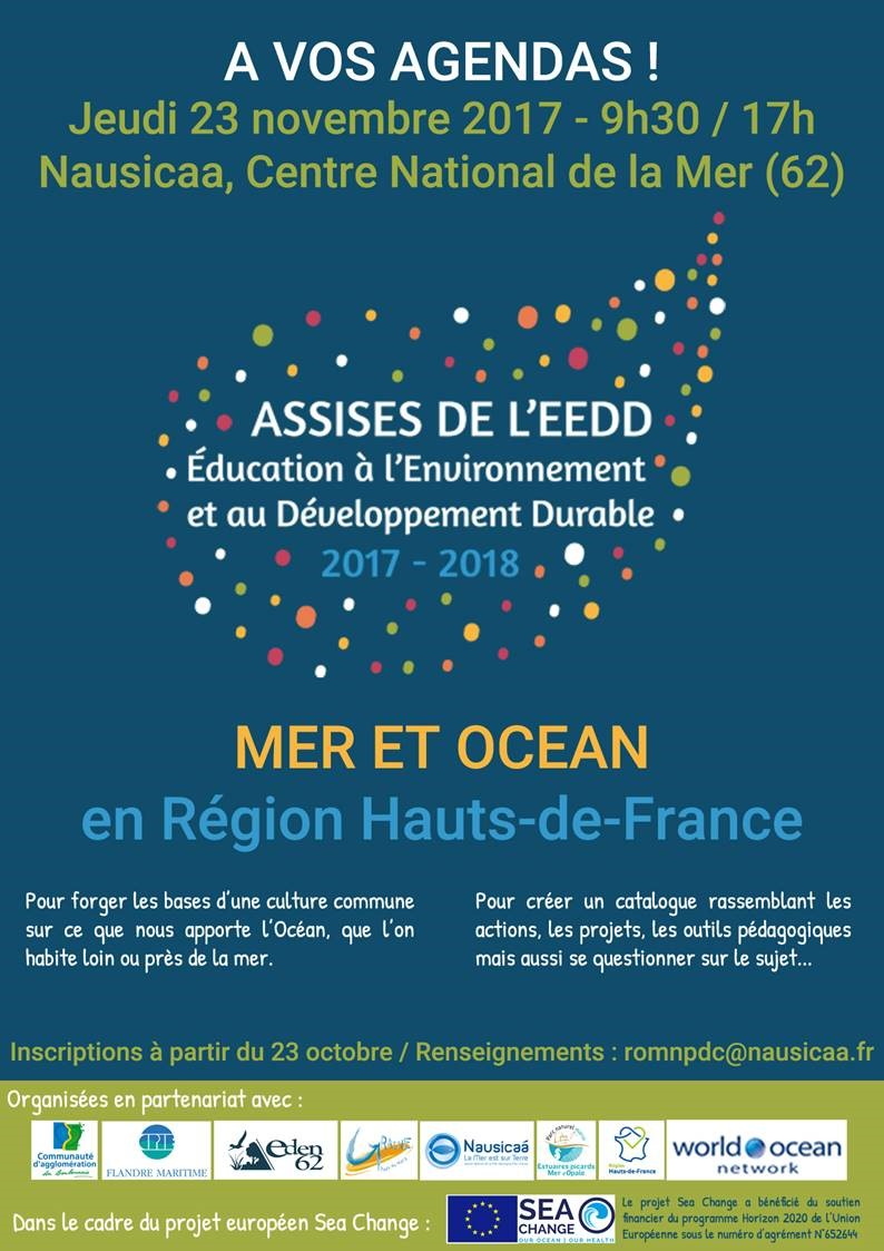 Assises de l'Education à l'Environnement  et au Développement Durable « Mer et Océan »