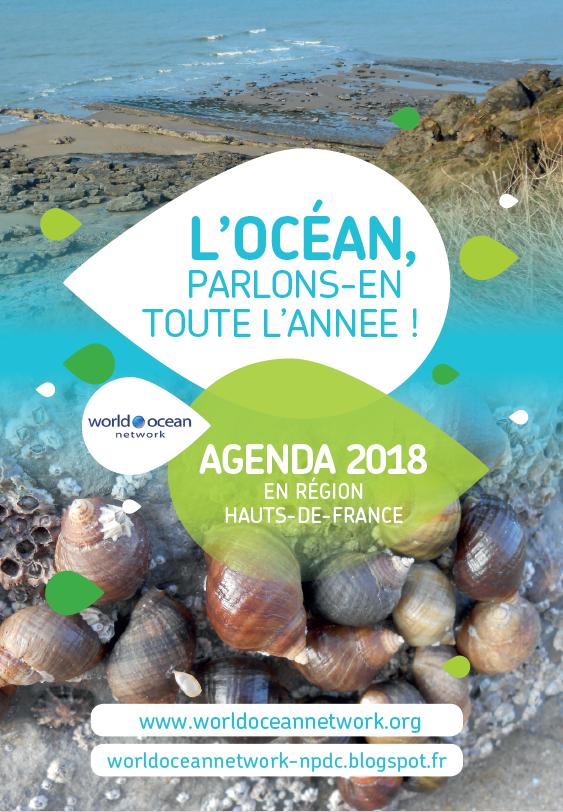 L'Océan, parlons-en toute l'année ! Agenda Hauts de France 2018