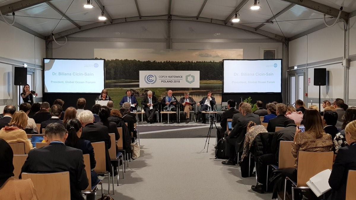 Le Réseau Océan Mondial au COP24